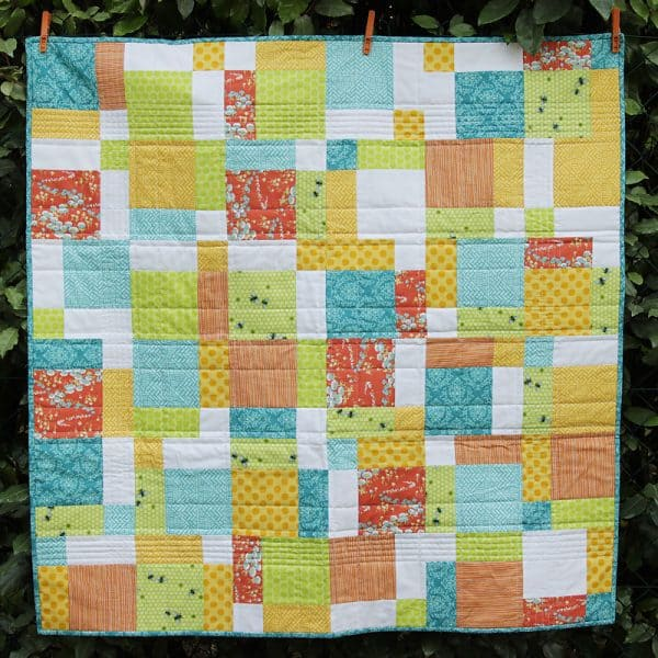 disappearing nine patch quilt designs
