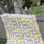 Off the Rails - a free quilt pattern from Bonjour Quilts