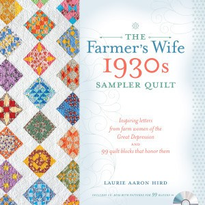 Farmer's Wife 1930s Sampler Quilt