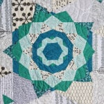 My almost-never-made Medallion Quilt
