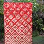 Wildfire Quilt – Blogger's Quilt Festival