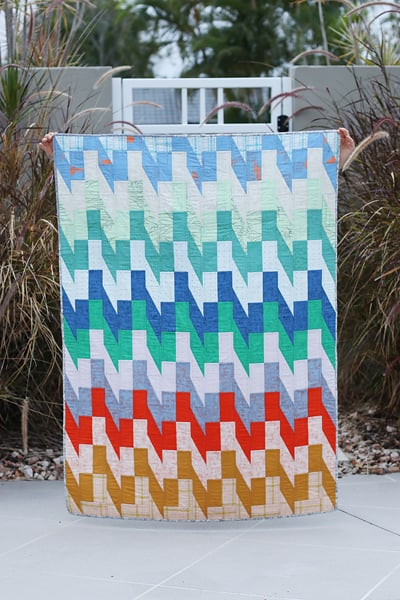 Slip Stitch Quilt Pattern