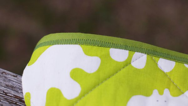 Green Quilt - by Kirsty at Bonjour Quilts