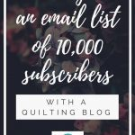 10,000 subscribers! How I smashed my newsletter goal with ConvertKit.
