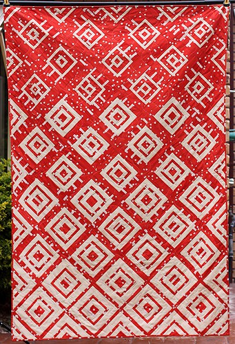 Bonjour Quilts downloadable quilt pattern image