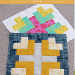 Adori Quilt Block Pattern Tutorial by Kirsty at Bonjour Quilts