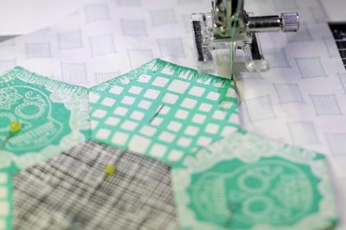 How to machine appliqué your quilt bonjour quilts