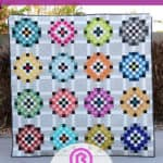 Scrap Magnet quilt pattern cover