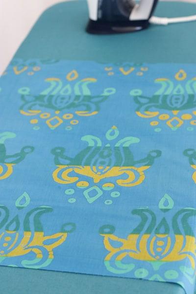 Cobalt Alison Glass fabric